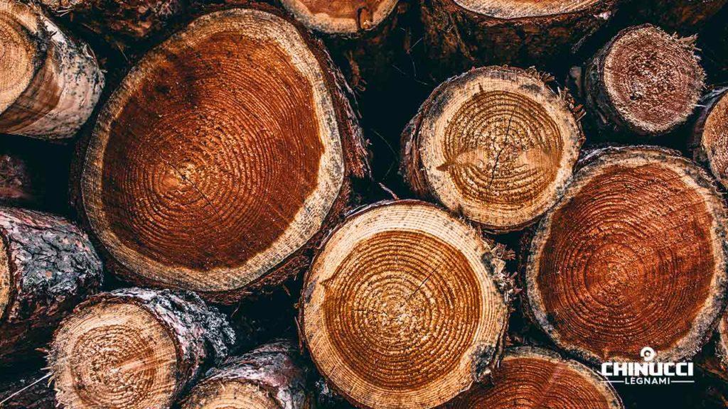 durezza del legno