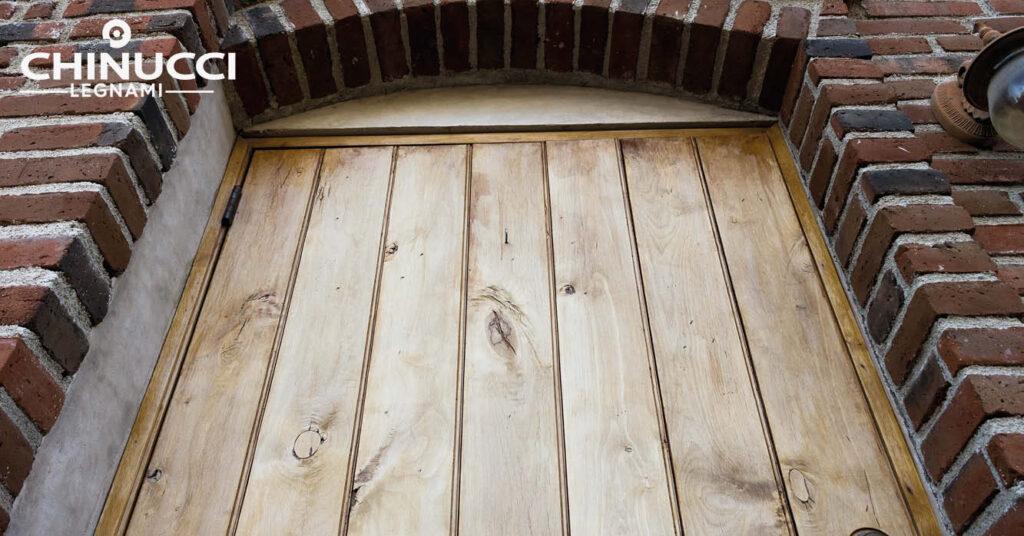 legno massello