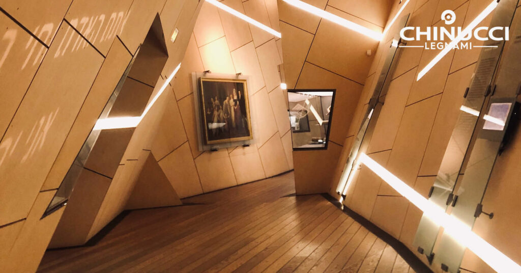 edificio sostenibile in legno
