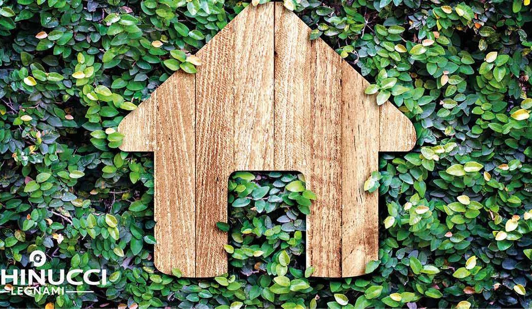 icona di sostenibilità edilizia