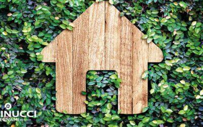 Un'edilizia sostenibile è possibile grazie al legno