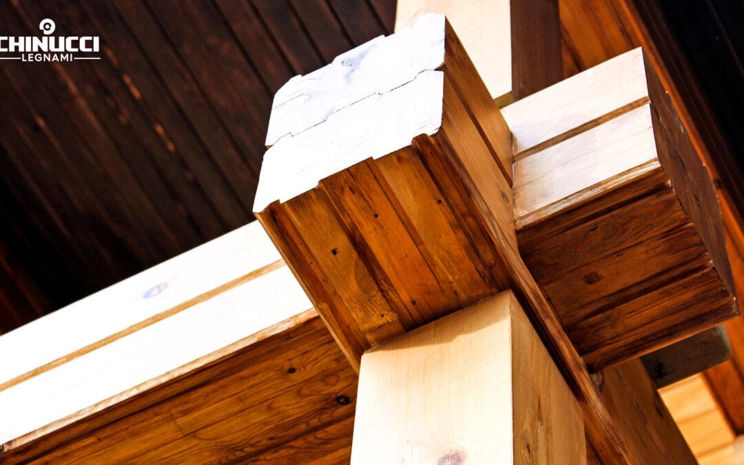 Il legno lamellare un materiale strutturale altamente performante