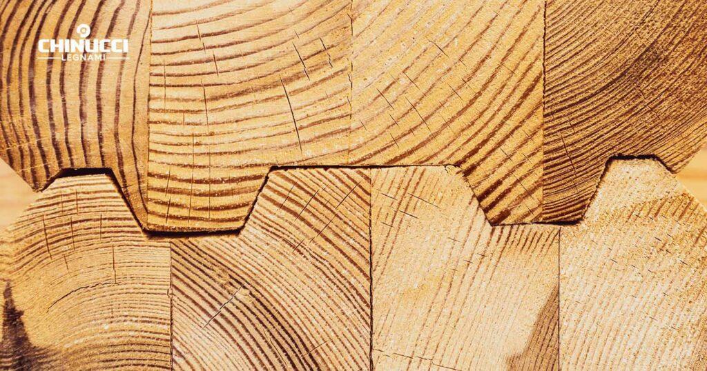 struttura del legno lamellare